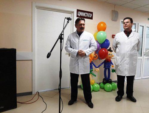 Детская областная больница заработала после капитального ремонта в Биробиджане