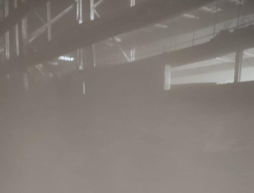 Продукты из сгоревшего гипермаркета «Самбери» передали приюту для бездомных животных
