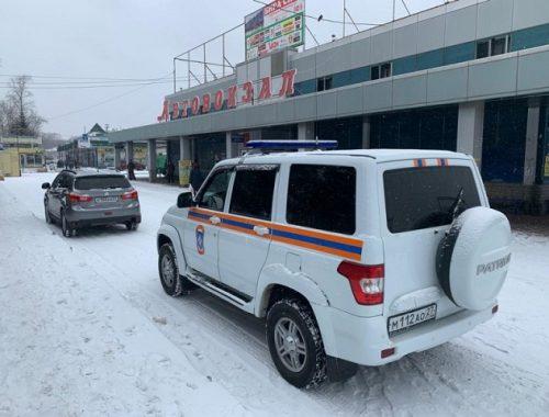 Спецслужбы проверяют сообщения о минировании вокзалов в Биробиджане