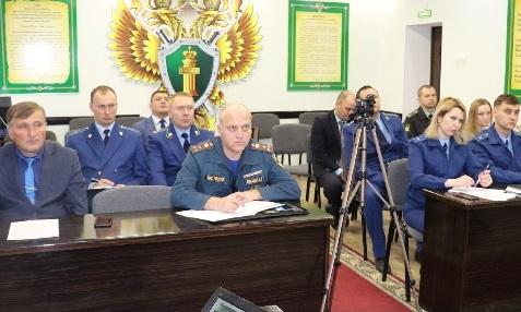 Прохождение отопительного сезона обсудили в прокуратуре ЕАО