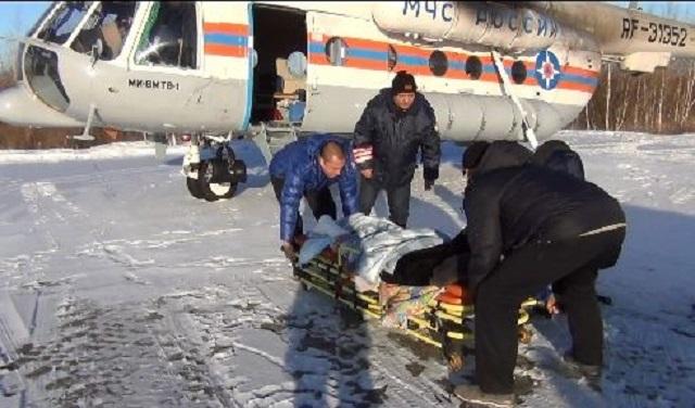 17-летнюю пациентку с травмами эвакуировали из Биробиджана в Хабаровск