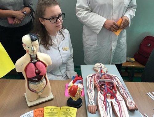 Медицинские классы открываются в Биробиджане: как туда попасть