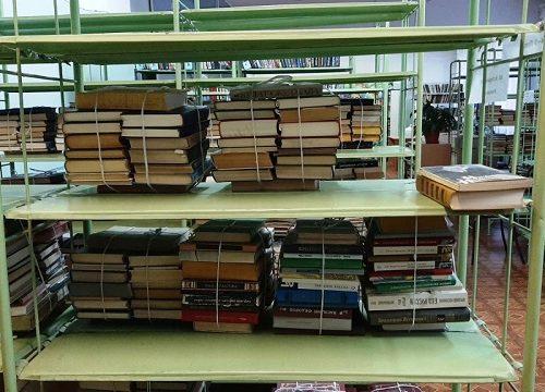 Пять миллионов рублей на обновление филиала библиотеки выделили ЕАО