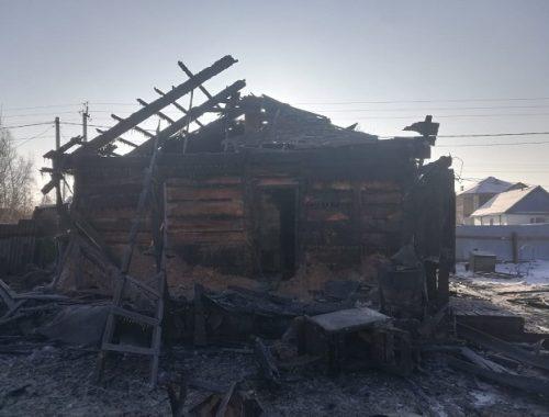 Следком устанавливает обстоятельства смерти семьи из трех человек в ЕАО
