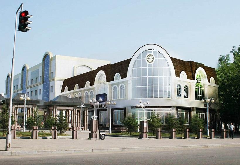 В центре Биробиджана возобновилось строительство нового здания
