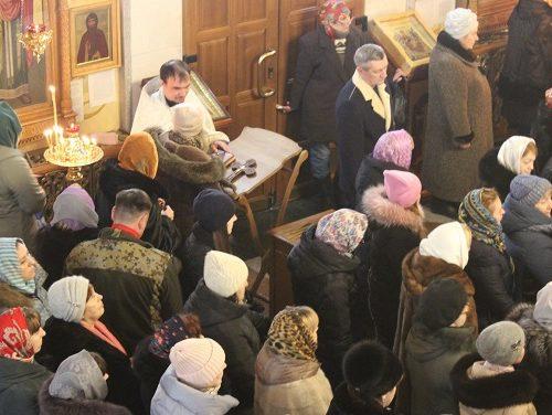 Рождество Христово встретили православные ЕАО
