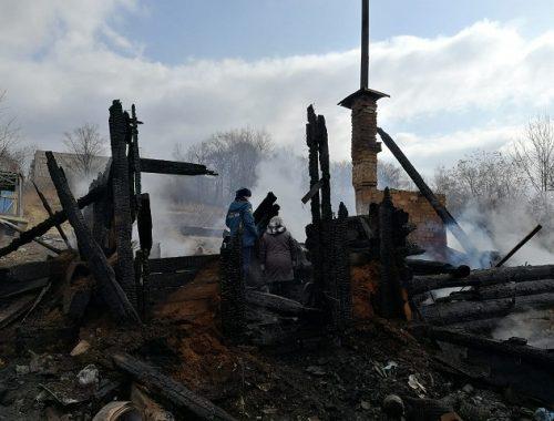 Назван размер ущерба от пожаров в ЕАО в 2019 году