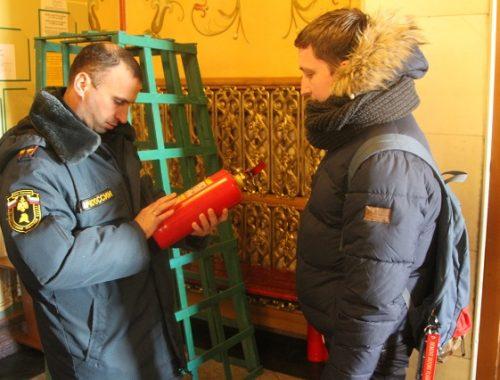 В ЕАО проверили пожарную безопасность религиозных учреждений