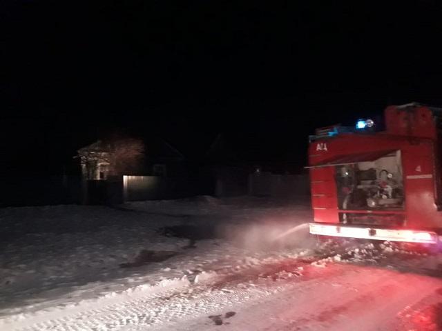Семья из трех человек погибла при пожаре в ЕАО