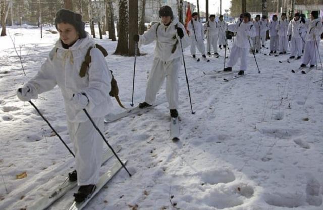 30 января в Биробиджан прибудут участники акции «100-дневный лыжный переход до Москвы»