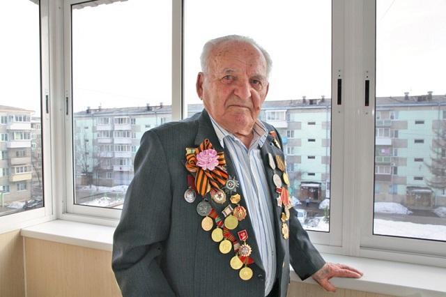 Скончался единственный в ЕАО защитник блокадного Ленинграда Михаил Кечинов