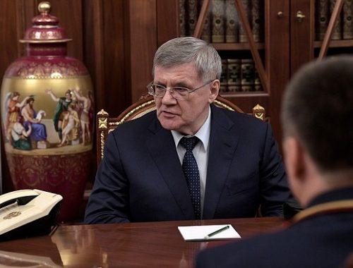 Путин предложил Чайке должность полпреда в Северо-Кавказском федеральном округе