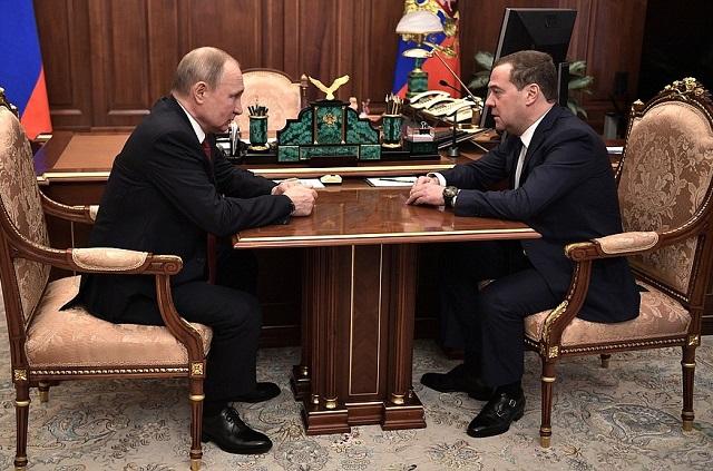 Правительство РФ в полном составе уходит в отставку