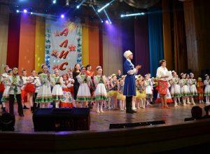 Заслуженным коллективом народного творчества признан ансамбль «Алиса» из ЕАО