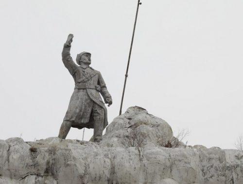 В ЕАО отметили 98-летие Волочаевского боя