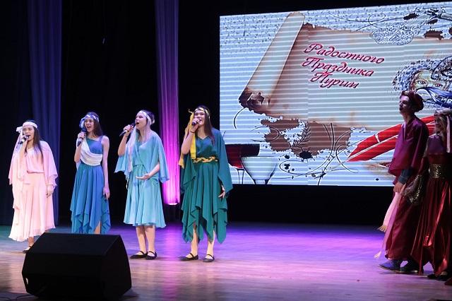 Еврейский праздник Пурим отметили в Биробиджане