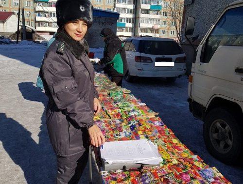 Торговцев семенами привлекли к ответственности в ЕАО