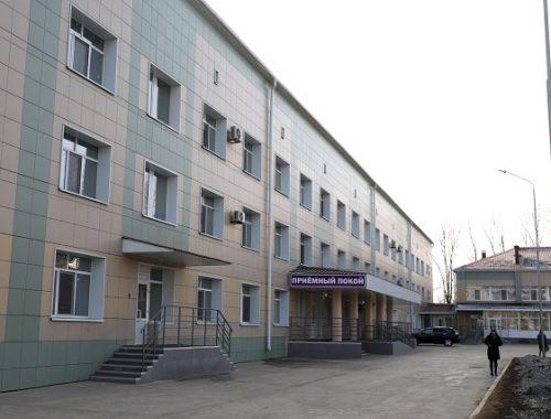 Первых пациентов принял обновленный стационар детской больницы ЕАО