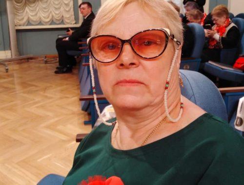 Делегат от ЕАО побывала на съезде ВЖС «Надежда России» в Москве