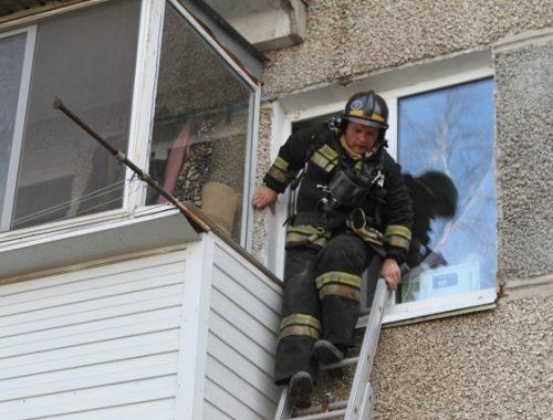 Женщина-инвалид погибла при пожаре в ЕАО