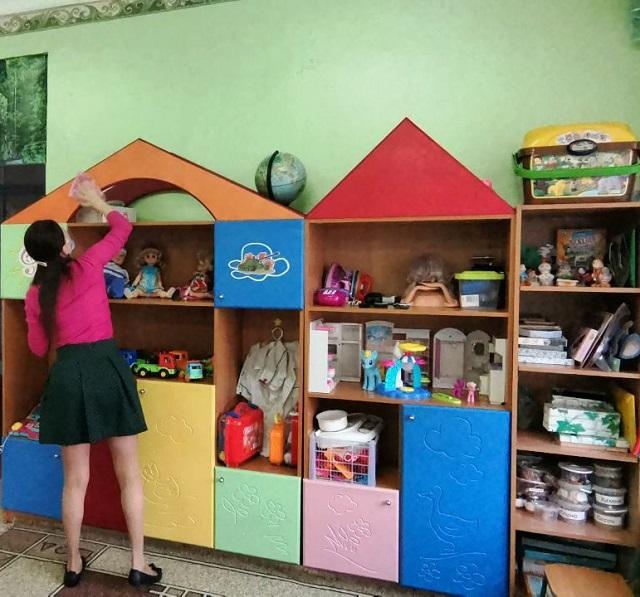 Закрываются на неделю детские сады Биробиджана
