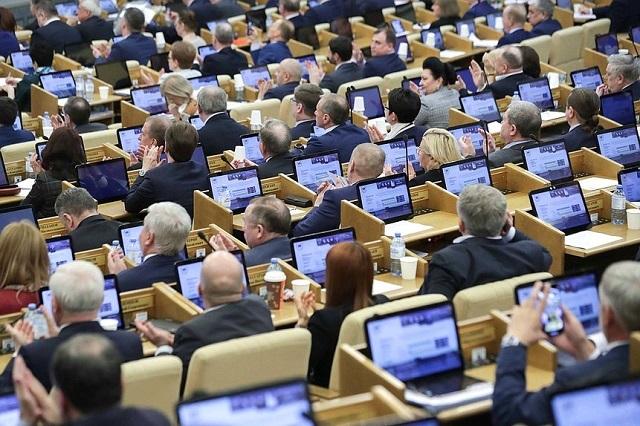 Некоторых депутатов Госдумы отправили на карантин