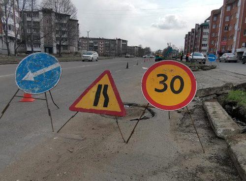 Стало известно, какие дороги отремонтируют в Биробиджане в 2021 году