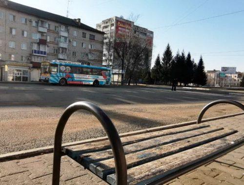 Дачные автобусы запустили в Биробиджане (РАСПИСАНИЕ)