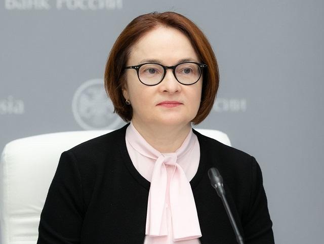 Глава ЦБ оценила потери экономики от нерабочего месяца