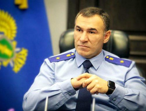 Обращение прокурора ЕАО Заурбека Джанхотова к жителям региона