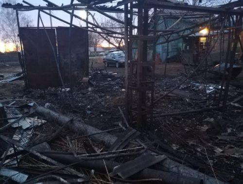 Два поджога расследуют в ЕАО
