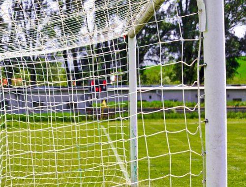 Футбольные ворота средь бела дня похитили в Биробиджане
