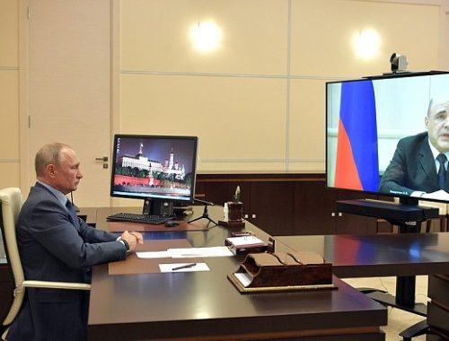 Глава правительства РФ Михаил Мишустин заразился коронавирусом