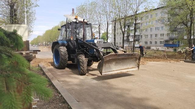 Сегодня откроют для движения участок дороги по ул. Шолом-Алейхема