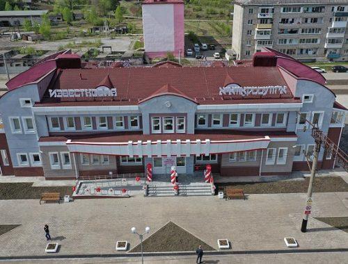 Новый железнодорожный вокзал открыт на станции Известковая в ЕАО