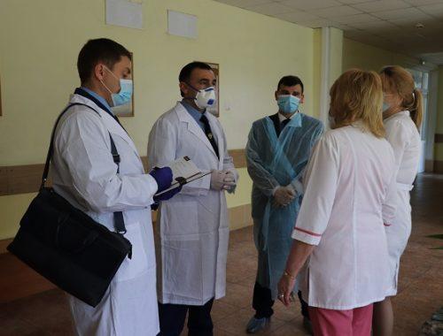 Прокурор ЕАО нагрянул в поликлинику ОГБУЗ «Областная больница»
