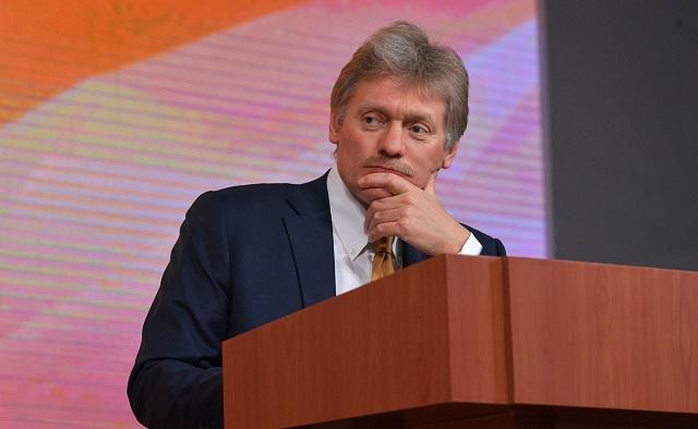 Пресс-секретарь президента России Дмитрий Песков заразился COVID-19