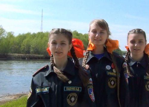 Онлайн-концерт подготовили кадеты и спасатели МЧС России для ветеранов ЕАО