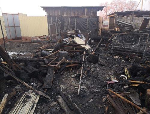 Тело мужчины обнаружили на месте пожара в ЕАО