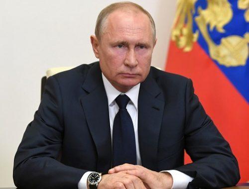 Путин отправил Фургала в отставку. Врио губернатора Хабаровского края назначен Михаил Дегтярев