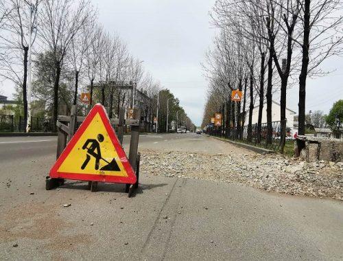 Еще несколько участков дорог отремонтируют в Биробиджане за счет экономии