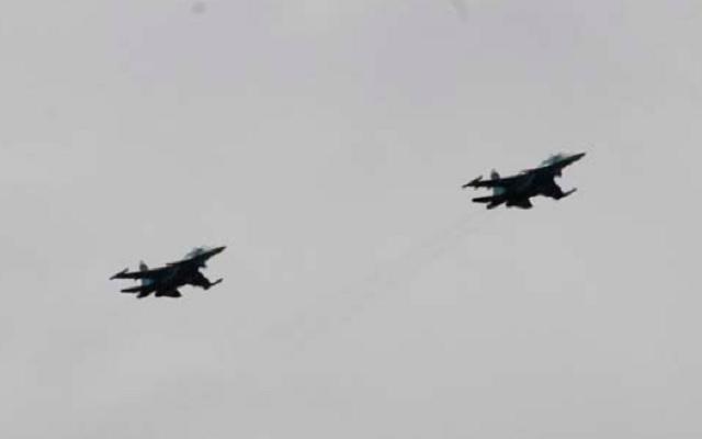 Репетиция воздушного парада пройдет сегодня в небе над Биробиджаном