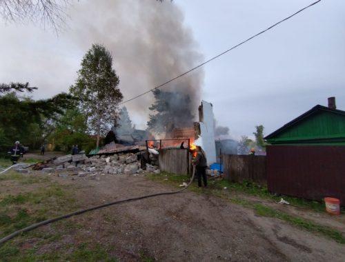 Следователи начали проверку по факту взрыва газа в частном доме в ЕАО