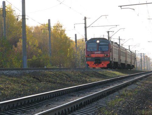 Временно изменяется расписание электрички Хабаровск-Биробиджан