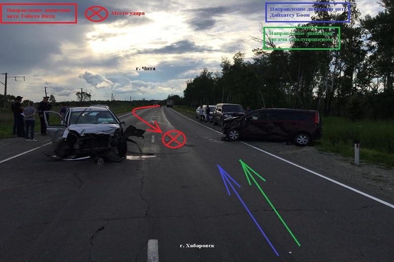 Пять человек пострадали в автоаварии в ЕАО