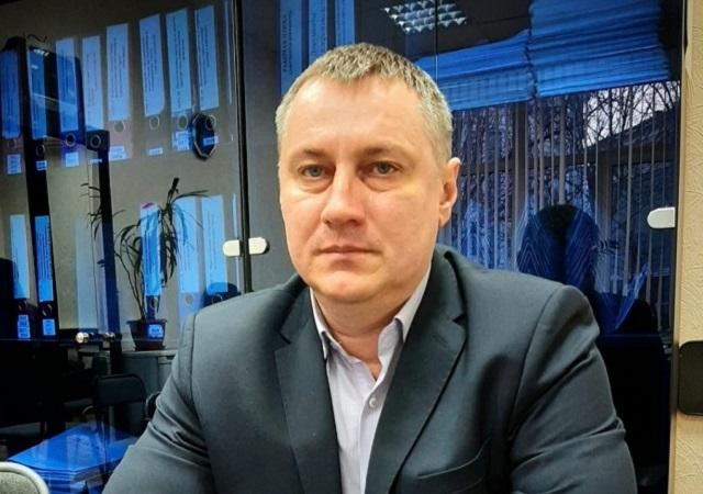 Павел Былинкин назначен первым заместителем мэра Биробиджана
