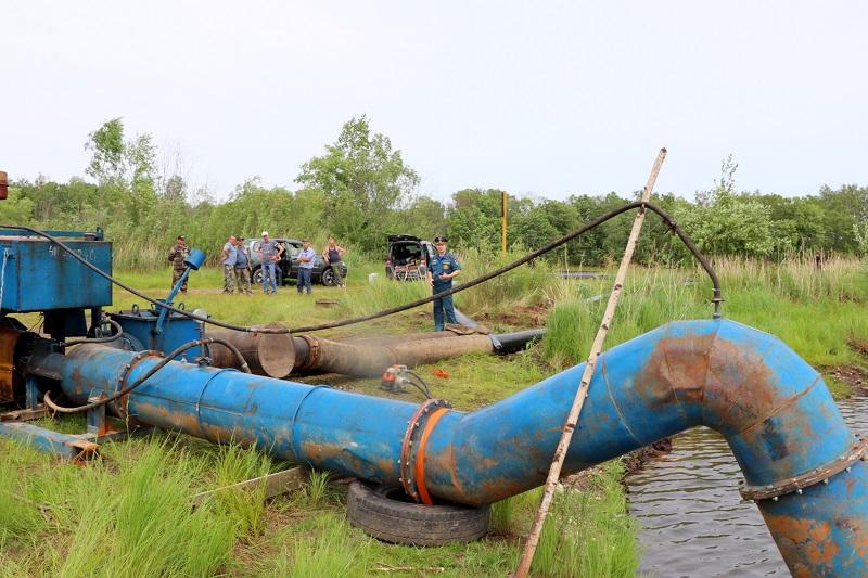 Готовность муниципалитетов к возможным паводкам проверяют в ЕАО