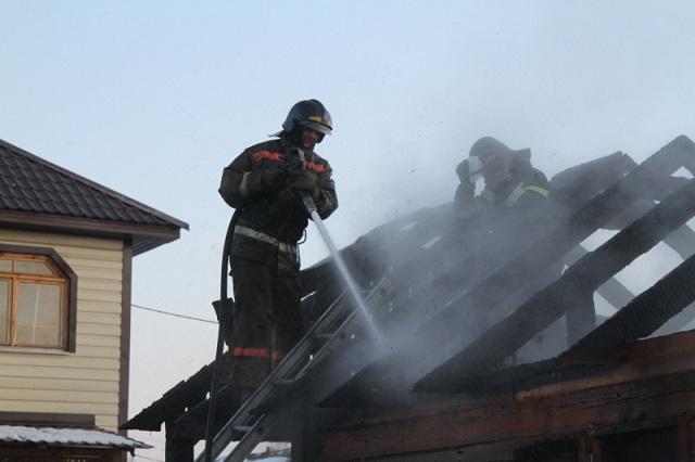 С начала года в ЕАО вспыхнула 21 баня