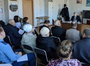 Распущено Собрание депутатов Октябрьского района ЕАО