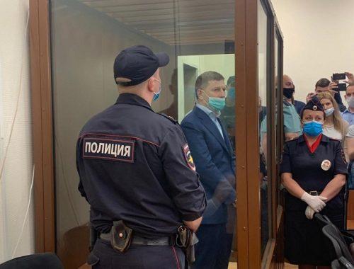 Сергею Фургалу продлили арест